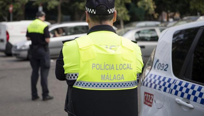 Exhibitionist arrested in Malaga