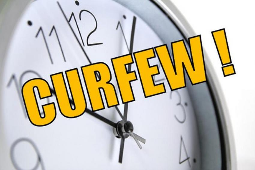 Government To Discuss Extension Of Curfew With Autonomous Communities