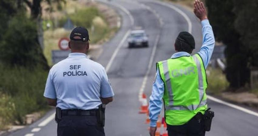 More Than 6,000 Stopped From Crossing From Spain Into Portugal During Lockdown