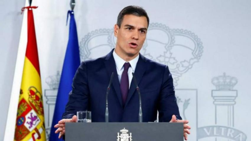PM Announces that One Third of Spain Will be Vaccinated by Summer