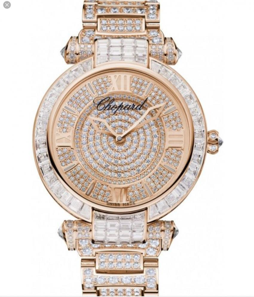 WHAT MEAN HAVE A WATCH CHOPARD