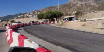 Benalmádena East Junction Section Of AP-7 To Undergo Resurfacing