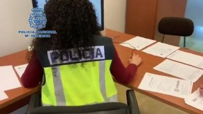 Cádiz National Police Dismantle Network Offering Fake Documents To Migrants