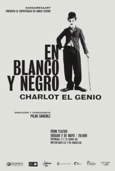 In Black and White: A Tribute to Charlie Chaplin Comes to Elche