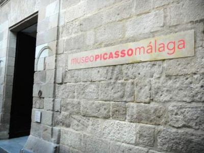 Malaga Picasso Museum has sculpture on loan from Paris