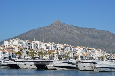 MARBELLA AND PUERTO BANUS