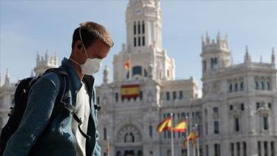 Spain Registers 25,456 New Cases With The Incidence Rate Now At 350