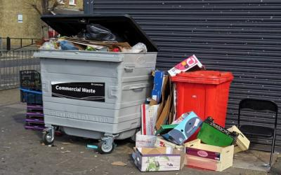 Xmas bin collections at risk in Britain as lorry drivers quit council jobs